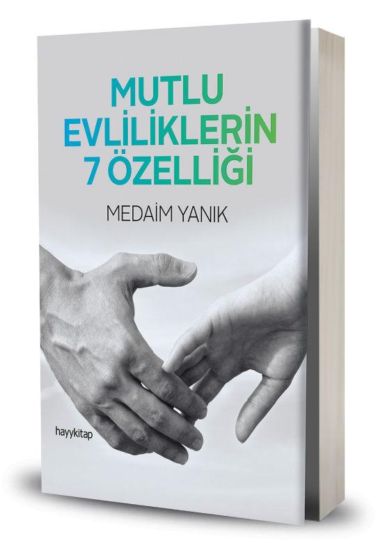 Prof. Dr. Medaim Yanık'ın ikinci kitabı