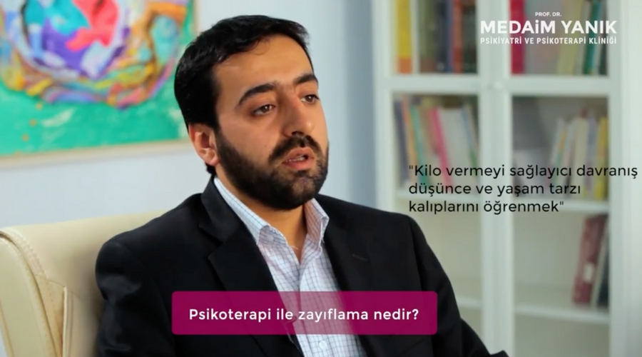 PSİKOTERAPİ İLE ZAYIFLAMA NEDİR?(VİDEO)