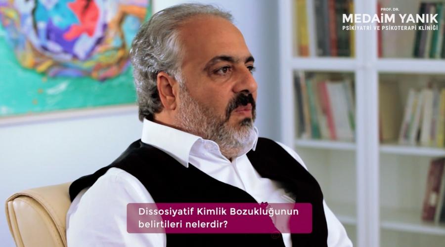DİSSOSİYATİF KİMLİK BOZUKLUĞU BELİRTİLERİ NELERDİR? (VİDEO)